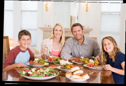family-eating