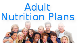 Adult Nutrition Plan