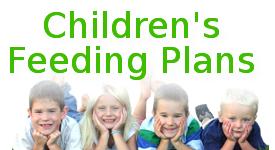 Children's Feeding Plan